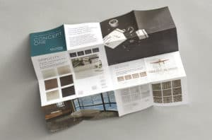 Techtile London Brochure Folded