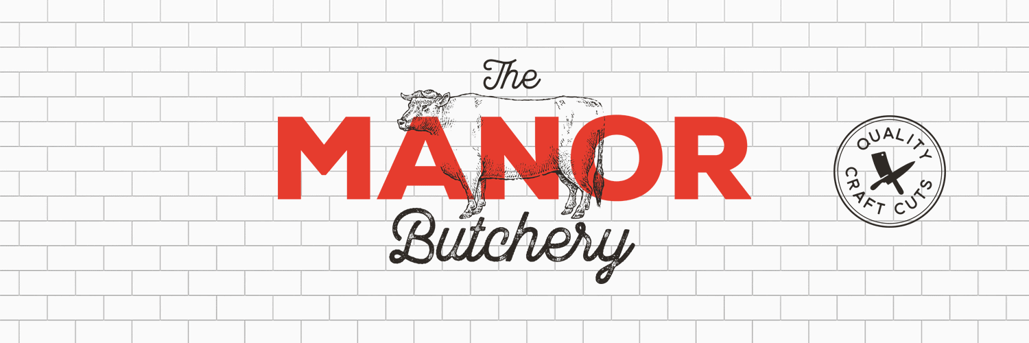Social Media banner for The Manor Butchery