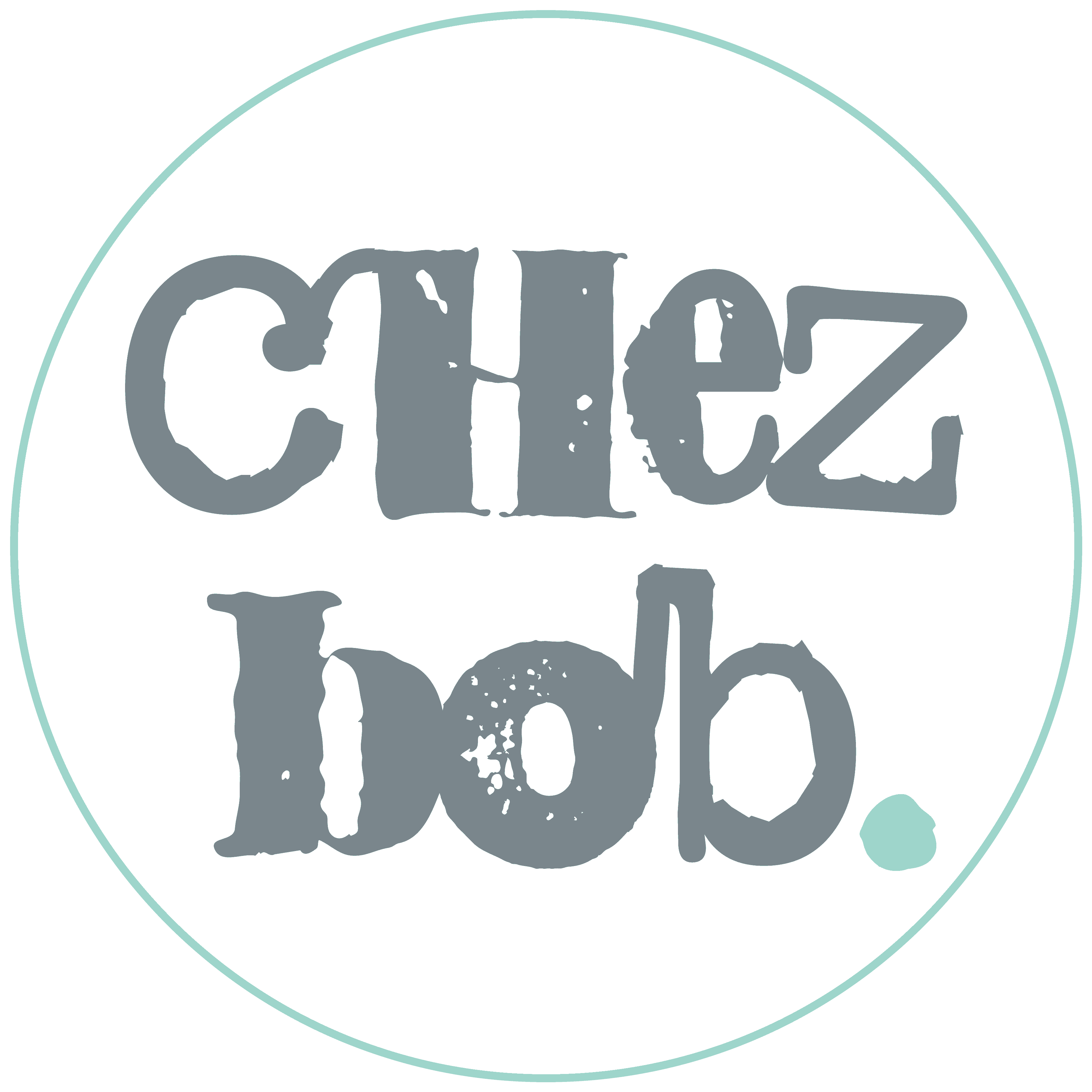 Chez Bob circle logo