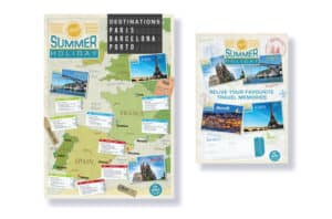 Summer Holiday Activity Pack for Care Homes