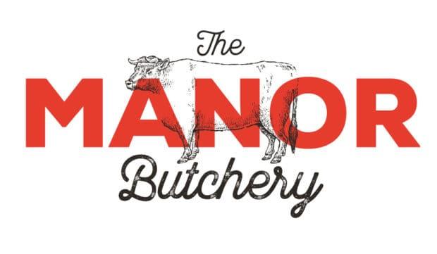 The new Manor Butchery Logo